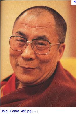 picture - dalai lama 2